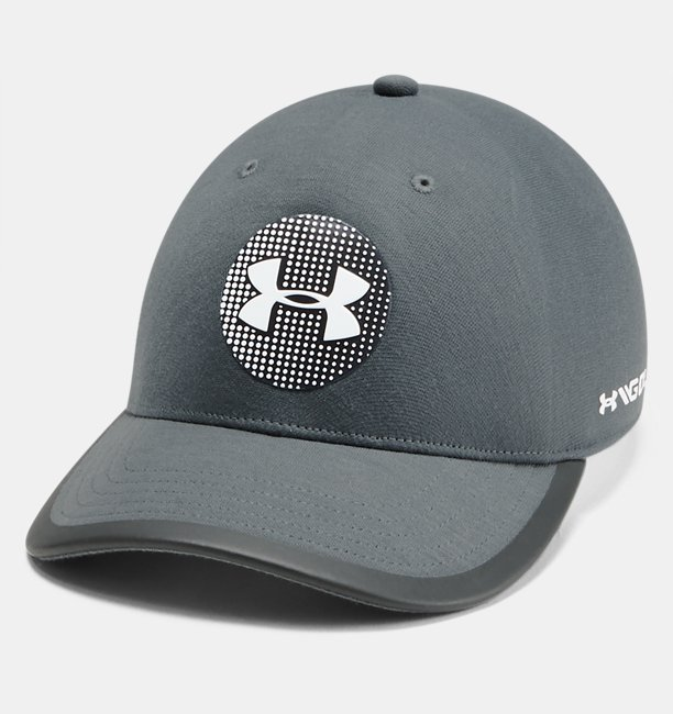 Mens UA Elevated Jordan Spieth Tour Cap
