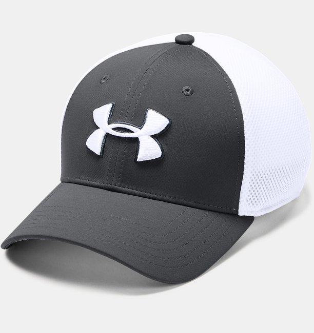 Herren Golf-Kappe UA Microthread Mesh