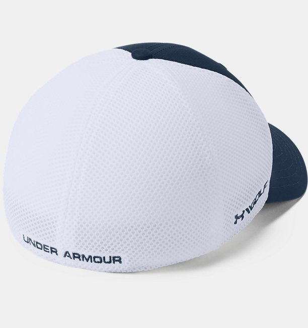Mens UA Microthread Golf Mesh Cap