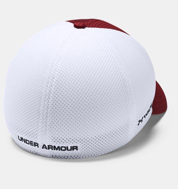 Mens UA Microthread Golf Mesh Cap
