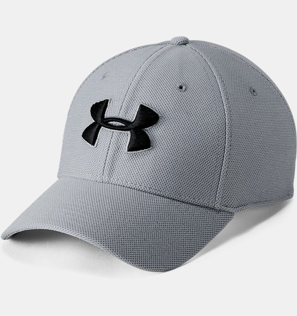 Men's UA Heathered Blitzing 3.0 Cap