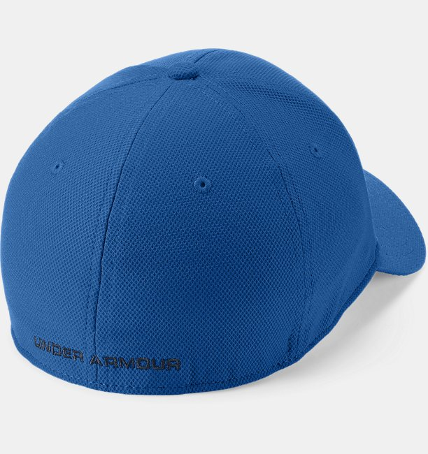 Mens UA Heathered Blitzing 3.0 Cap