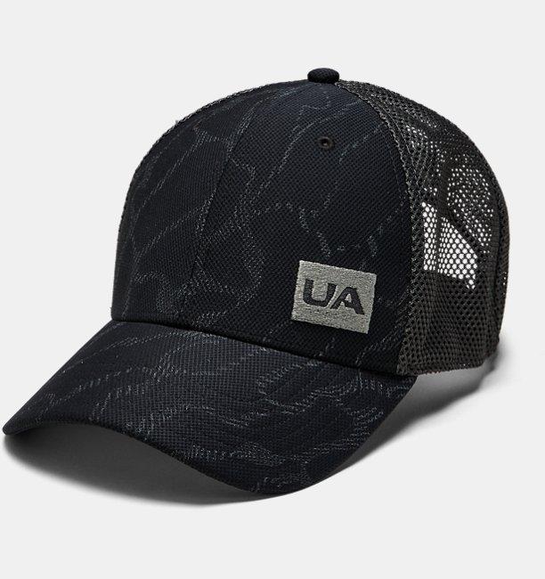 Mens UA Trucker Blitzing Cap