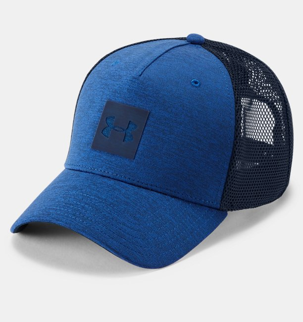 Mens UA Closer Trucker 2.0 Cap
