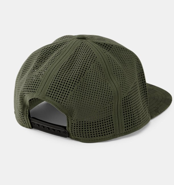 Project Rock Supervent Snapback Cap Under Armour Au