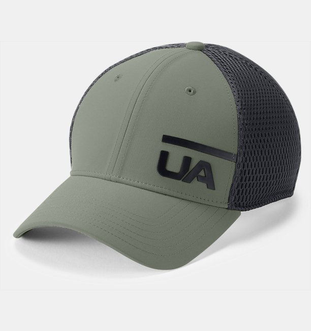 Mens UA Train Spacer Mesh Cap