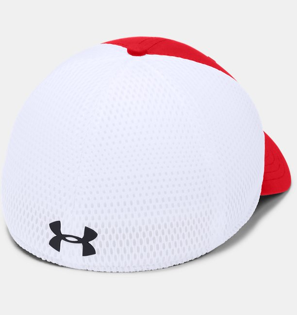 Mens UA Train Spacer Mesh Cap
