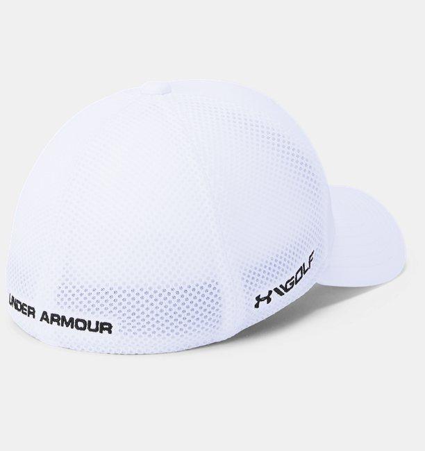 Boys UA Microthread Golf Mesh Cap