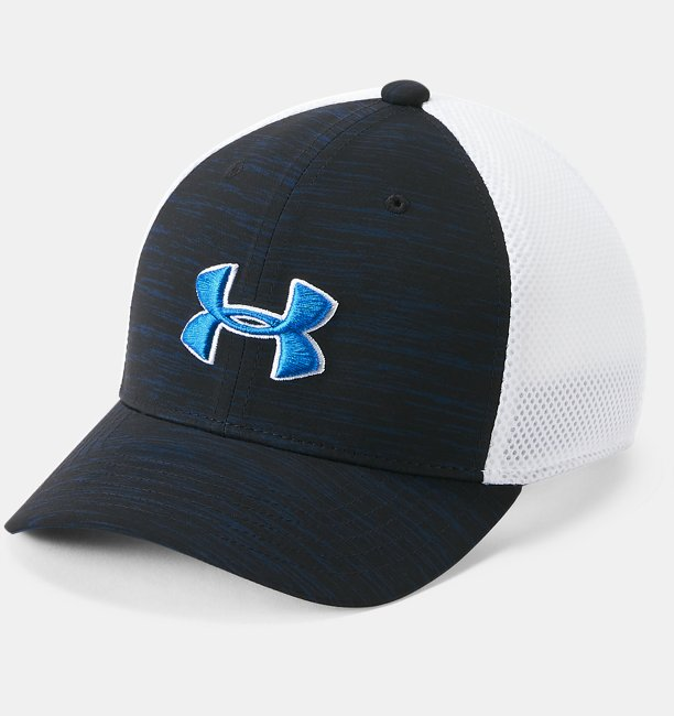 Boys UA Microthread Golf Mesh Cap