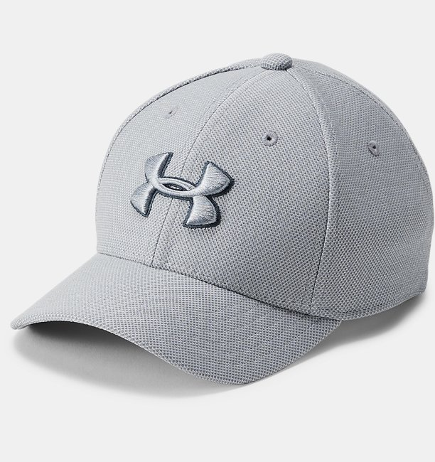 info for bbfc9 a211c Boys UA Heathered Blitzing 3.0 Cap