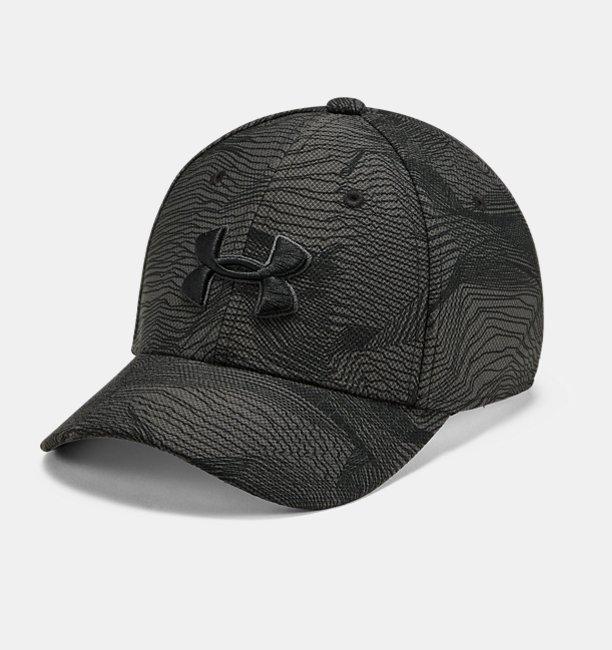 Boys UA Printed Blitzing 3.0 Cap