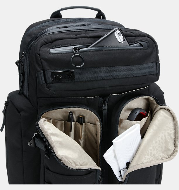 Mens UA Pro Series Rock Backpack