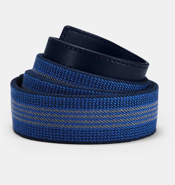 2464d8a92e Men's UA Striped Performance Stretch Belt