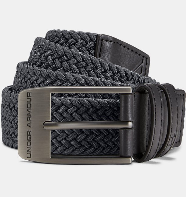 Mens UA Braided Belt 2.0