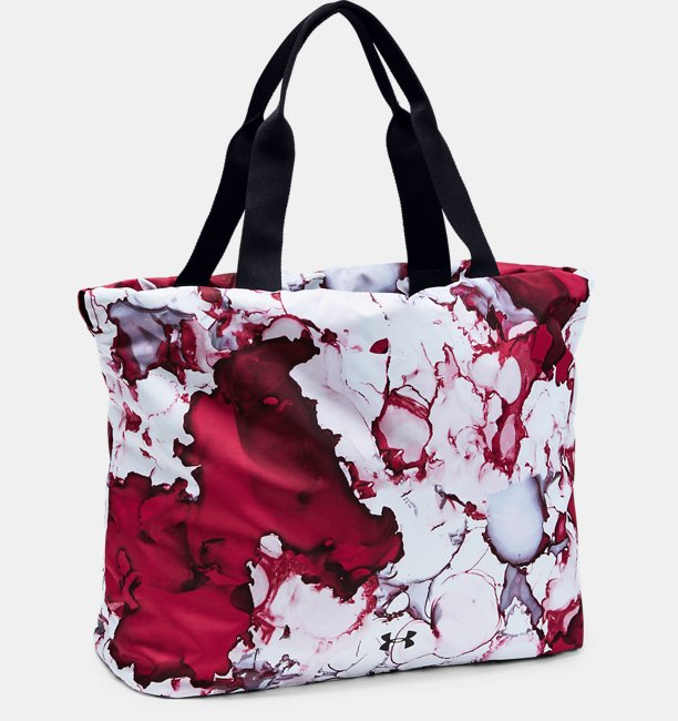 Womens UA Cinch Printed Tote
