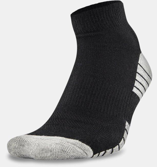 HeatGear® Tech Lo Cut Socks