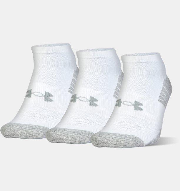 Mens HeatGear® Tech No Show Socks