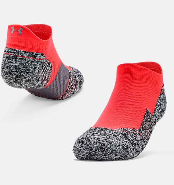 Calcetines UA Charged Cushion No Show Tab para Hombre