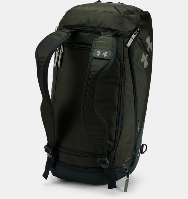 Mens UA Contain Duo 2.0 Backpack Duffle