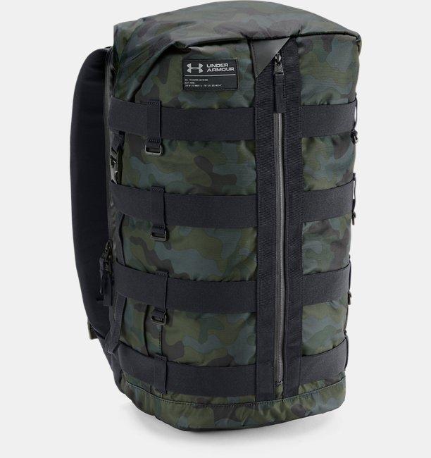 Mens UA Pursuit of Victory Gear Bag