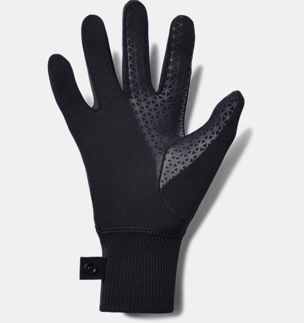 Girls UA Fleece Liner Gloves