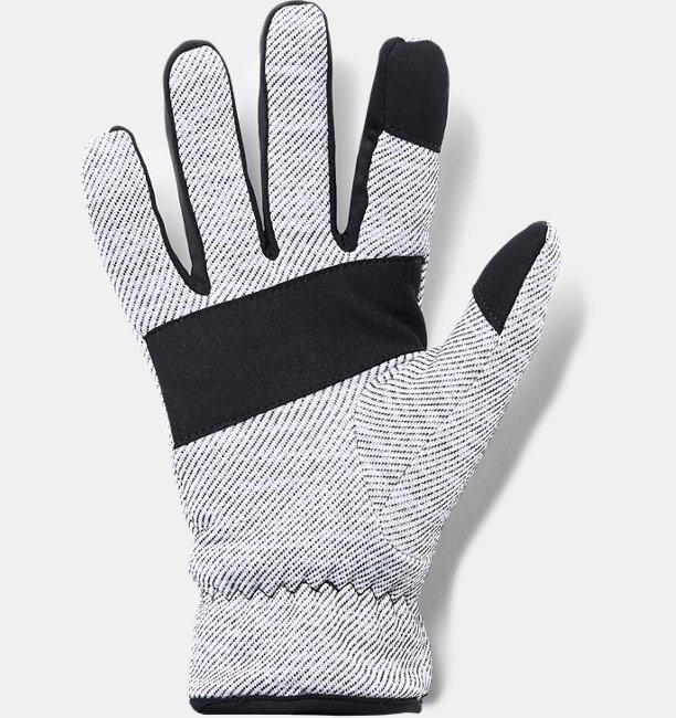 Womens UA Storm Fleece Gloves
