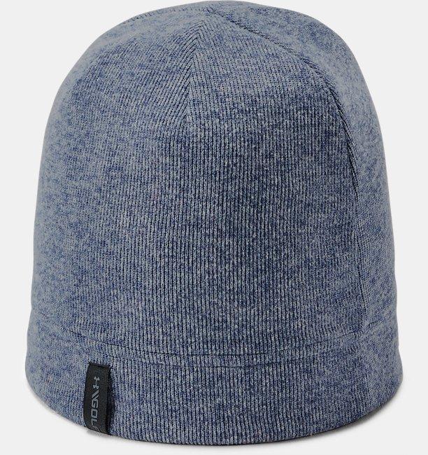 Mens UA SweaterFleece Beanie