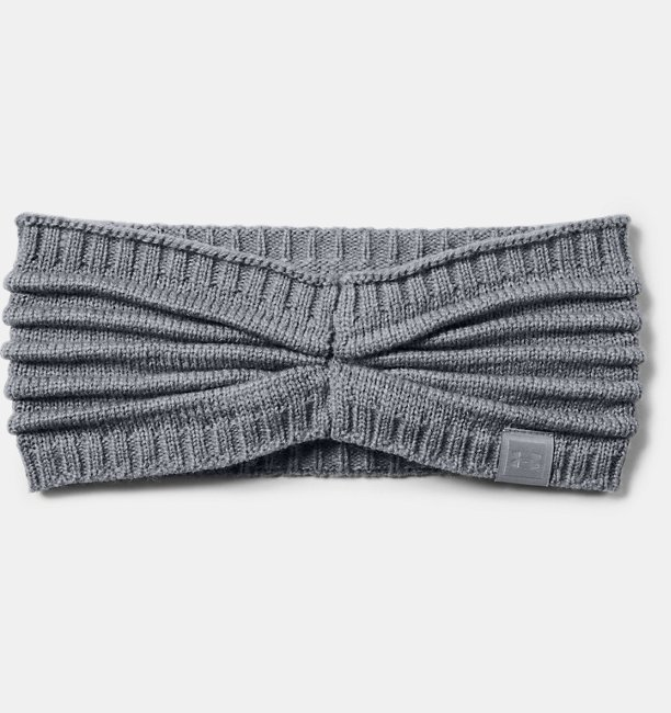 Pulsa dos veces para ampliar. Womens UA Microthread Knit Headband 1b2be77f8f20