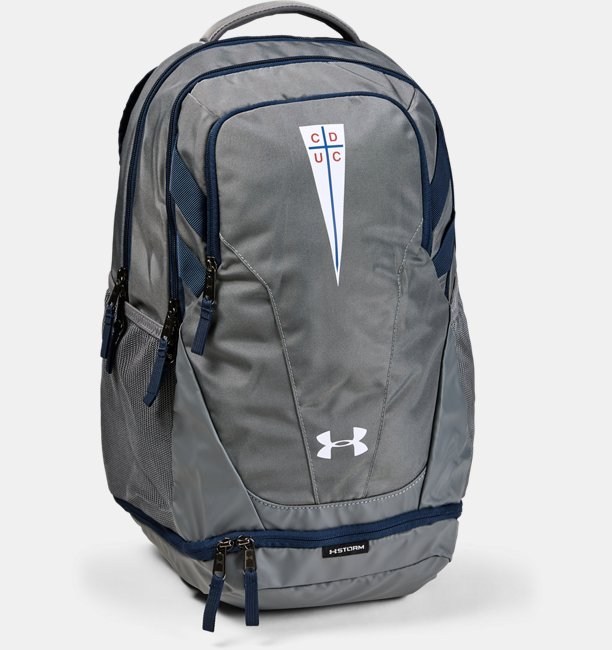 Mens UA IOF Hustle Backpack