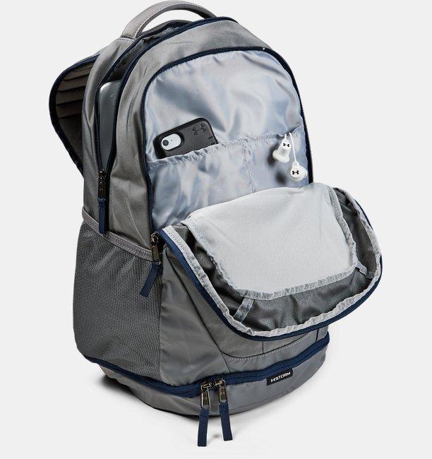 Mens UA IOF Hustle Backpack