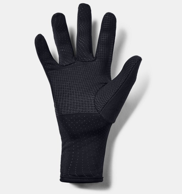 Womens UA Storm Run Liner Gloves
