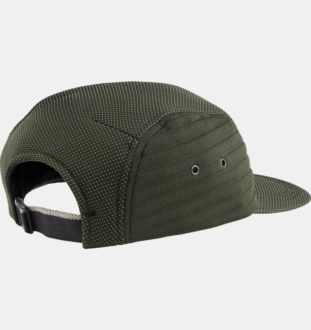 Mens UA Spacer 5-Panel Cap