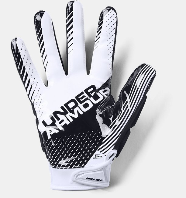 Mens UA Highlight - NFL Football Gloves