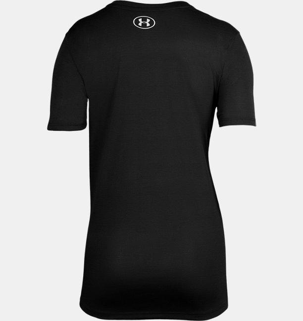 Camiseta de Corrida Feminina Under Armour Streaker