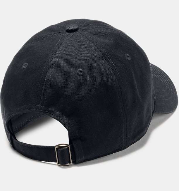 Mens UA Washed Cotton Cap