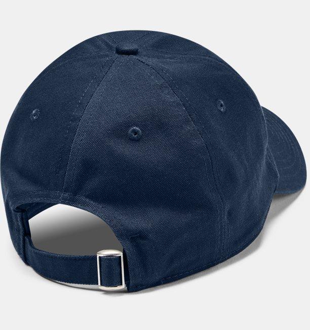 UA Washed Cotton Cap