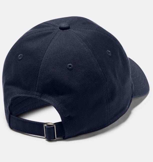 Mens UA Washed Cotton Cap