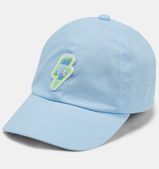 Girls UA Patch Armour Cap