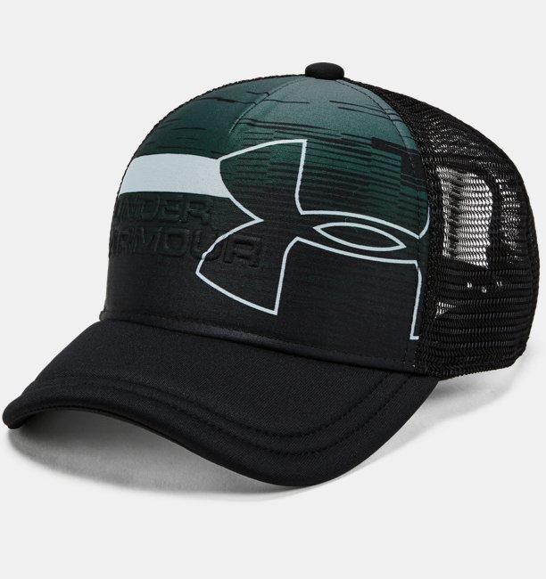 Boys UA Sportstyle Trucker Cap