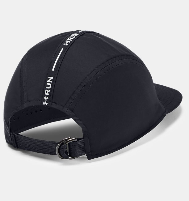 Mens UA Run Crew 3.0 Cap