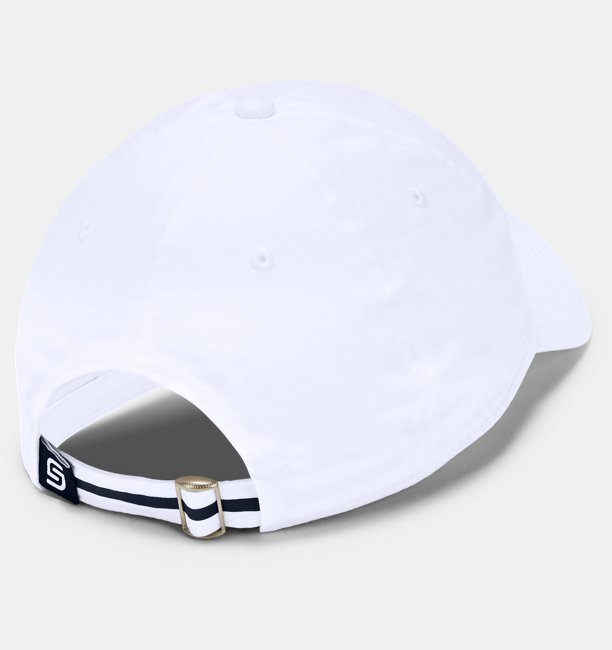 Mens UA Jordan Spieth Washed Cotton Cap