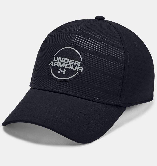 Mens UA Storm Golf Stretch Fit Cap