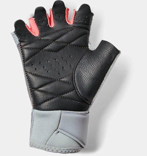 Womens UA Medium Training Gloves