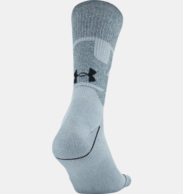 Mens UA Phenom Novelty Crew – 3-Pack  Socks