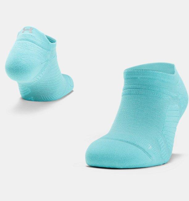 UA Cooling No Show Socks