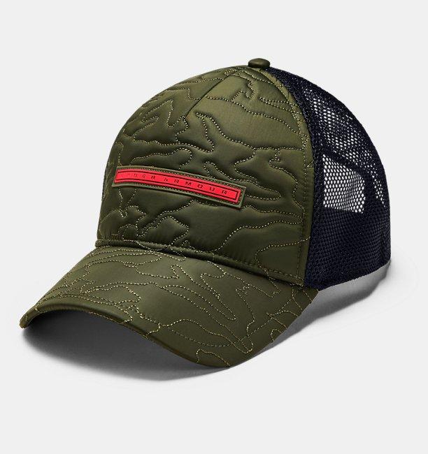 Mens UA Sportstyle Trucker Cap