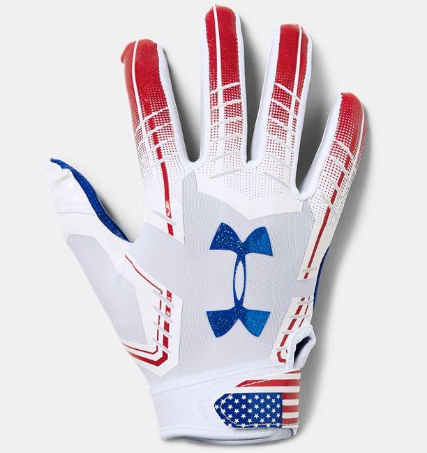 Youth UA F6 Novelty Football Gloves