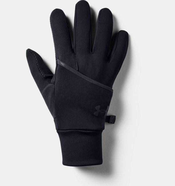 Mens UA Run Convertible Gloves