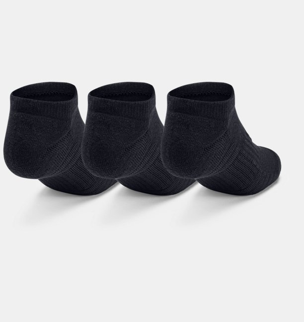 Paquete de 3 Calcetines UA Training Cotton No Show para Adulto