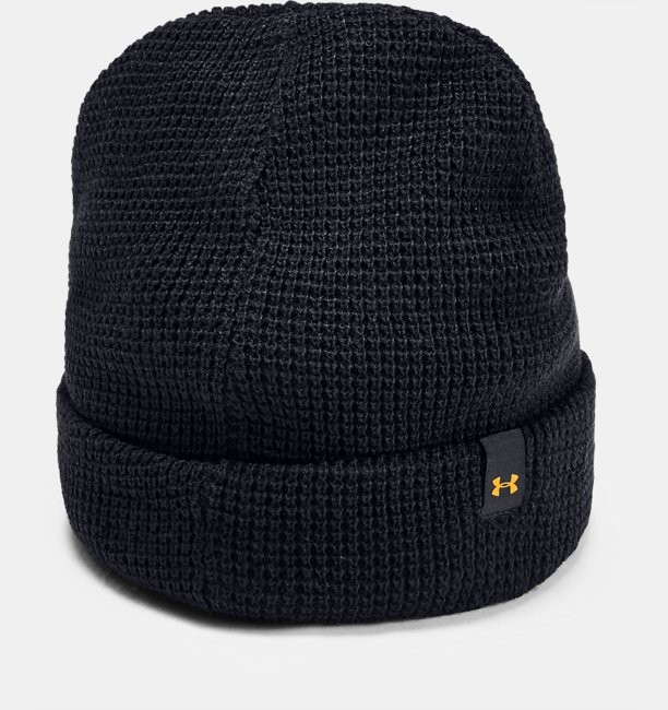 Mens Project Rock Patch Beanie